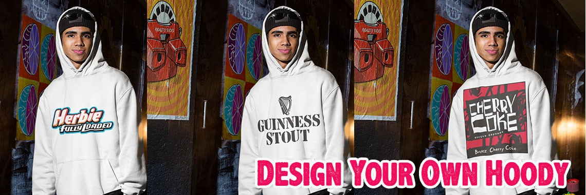 Design Your Own Hoody